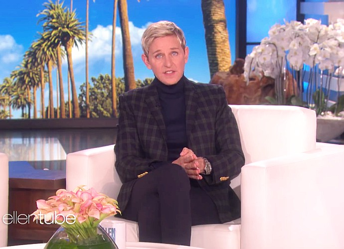 Ellen DeGeneres Emotionally Reveals Her Dad Died at 92: 'He Was Very Proud of Me'