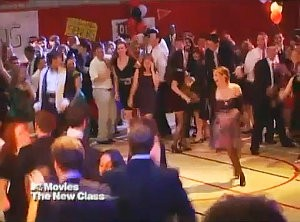 Emma Watson Dances Crazily in 'Perks of Being a Wallflower' Set Video