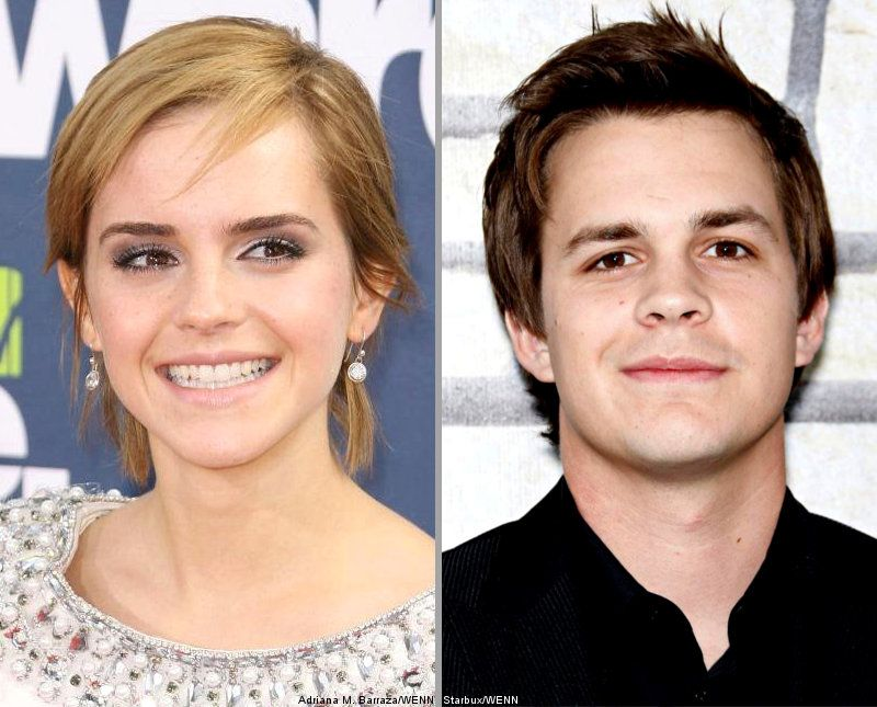 Emma Watson Possibly Dating Her 'Wallflower' Co-Star