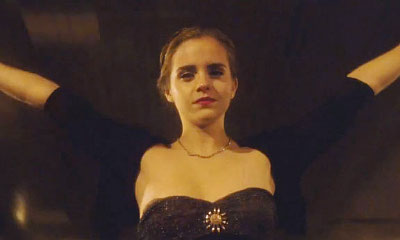 Emma Watson 'Nervous' When Dancing in Lingerie for 'Perks of Being a Wallflower'