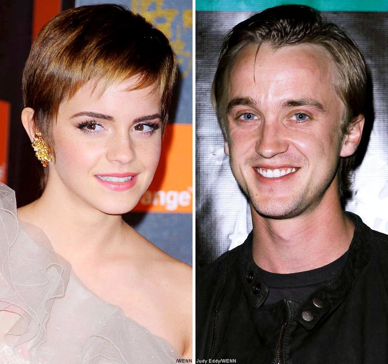 Emma Watson: Tom Felton Knows I Had Huge Crush on Him