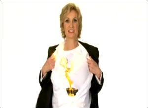 2011 Emmy Promos: Jane Lynch Won't Just Host