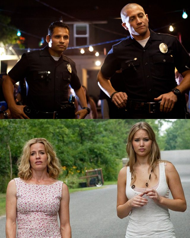 'End of Watch' and 'House at the End of the Street' Rule Box Office on Slow Weekend