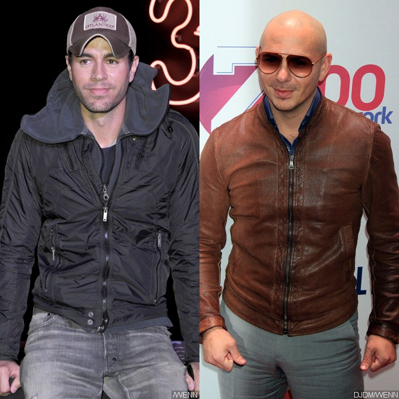 Enrique Iglesias and Pitbull Announce Dates for Fall Joint Tour