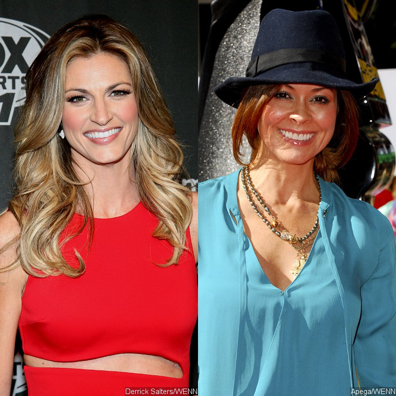 Erin Andrews Tapped to Replace Brooke Burke on 'Dancing with the Stars'