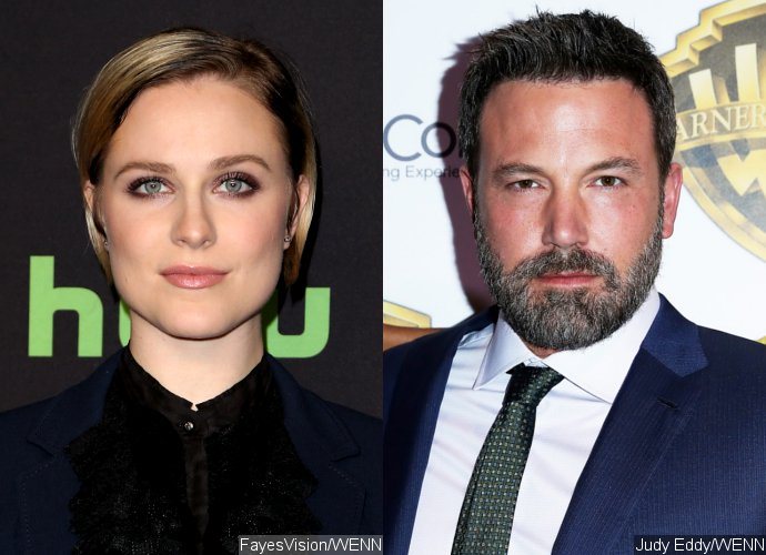 Evan Rachel Wood Blasts Ben Affleck for Saying Kissing a Man Made Him a 'Serious Actor'