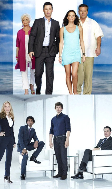 Fall Premiere Dates of USA's 'Burn Notice', 'Covert Affairs' and More
