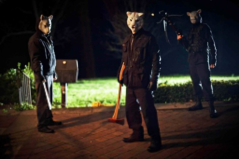Family Reunion Is Ruined by Masked Killers in First 'You're Next' Trailer
