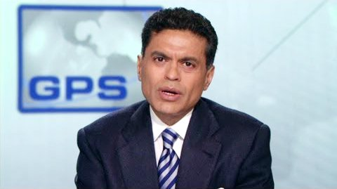 Fareed Zakaria Suspended by CNN and Time After Admitting to Plagiarism