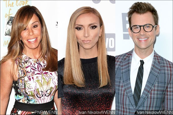 'Fashion Police': Melissa Rivers Officially Joins Giuliana Rancic and Brad Goreski as Co-Host