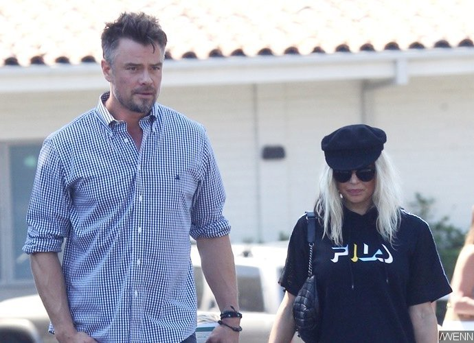 Fergie and Josh Duhamel Spotted Without Wedding Rings Following Split Announcement