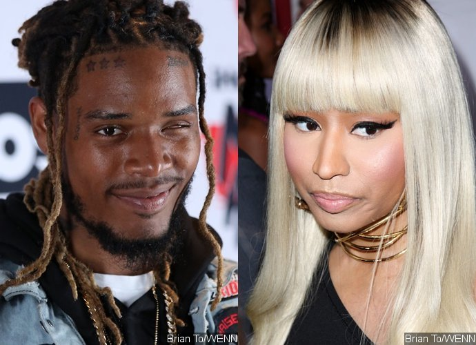 Fetty Wap Really Likes Nicki Minaj, But He's Worried About Her Exes