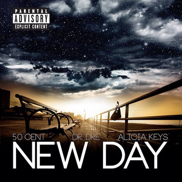 50 Cent Releases New Single 'New Day' Ft. Alicia Keys and Dr. Dre