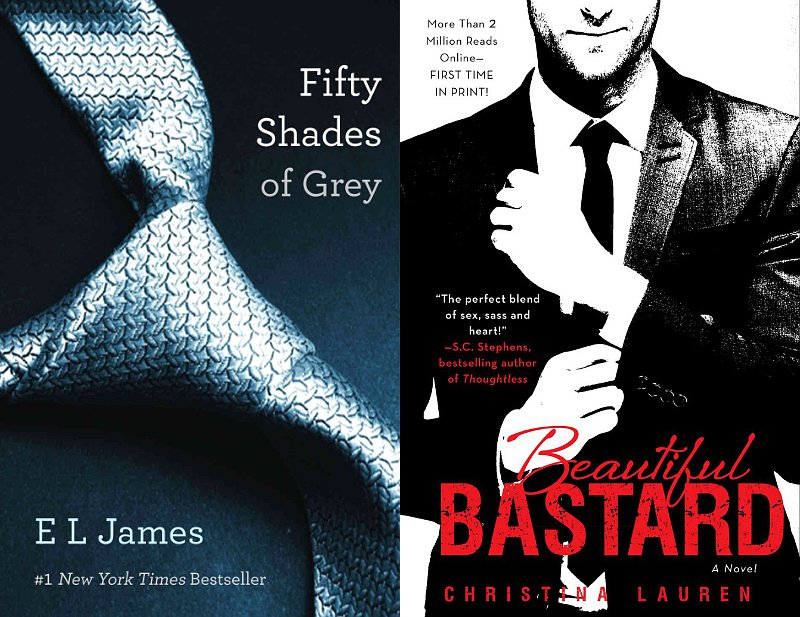 'Fifty Shades'-Like Erotic Book 'Beautiful Bastard' to Get Big Screen Treatment