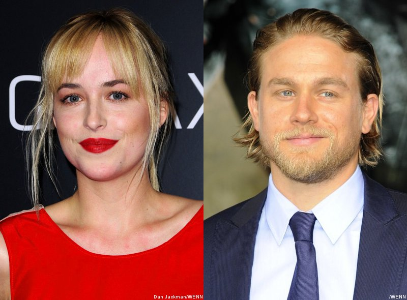 Official: '50 Shades of Grey' Casts Dakota Johnson and Charlie Hunnam