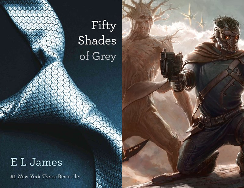 'Fifty Shades of Grey' to Open Against 'Guardians of the Galaxy'