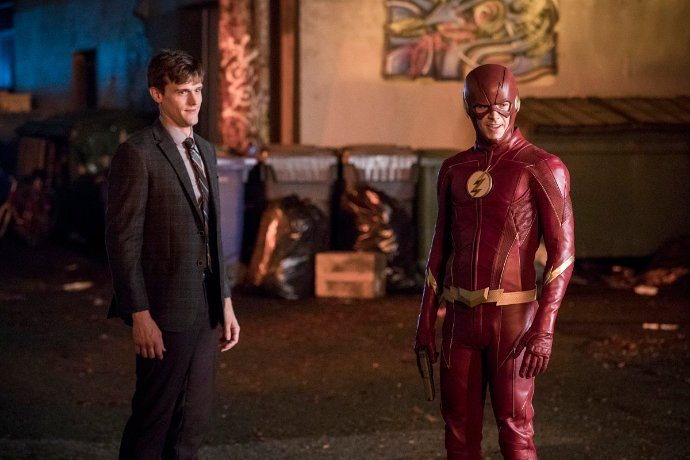 Get First Look at Elongated Man in New Promo and Photos of 'The Flash'