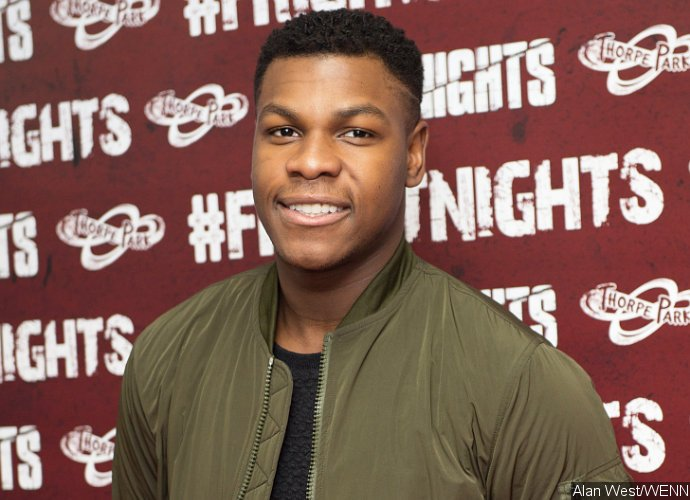 Check Out First Look at John Boyega on 'Pacific Rim: Maelstrom' Set