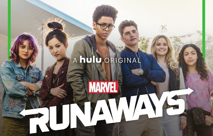 Get the First Look at Teen Heroes of Hulu's 'Marvel's Runaways'