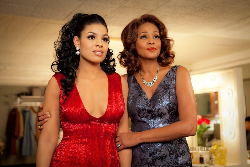 First Look at Whitney Houston as Jordin Sparks' Mother in 'Sparkle'