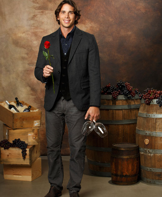 First Official Promo Pic of 'Bachelor' Ben Flajnik