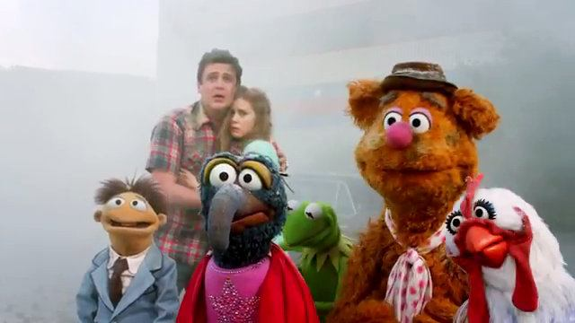 First Teaser Trailer of 'The Muppets' Hits Web