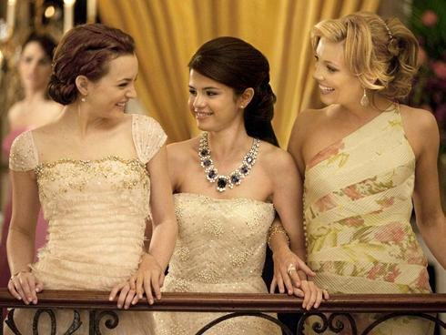 First Official Look at Leighton Meester and Selena Gomez in 'Monte Carlo'