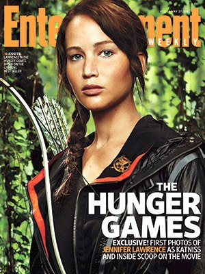 First Photo: Jennifer Lawrence Turns Brunette for 'The Hunger Games'