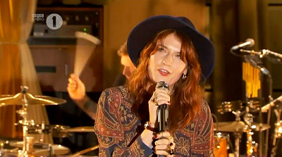 Video: Florence and the Machine Cover Drake's 'Take Care' Ft. Rihanna