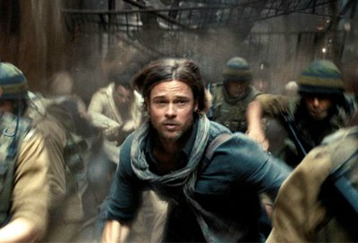 First Look Footage of Brad Pitt's 'World War Z'