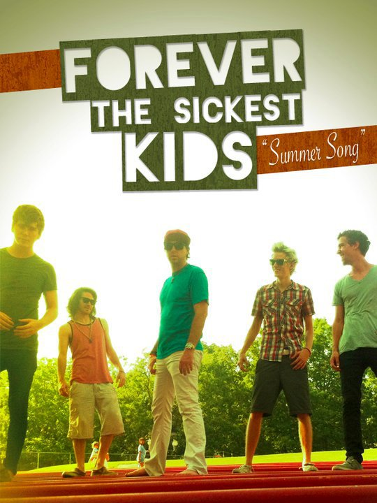 Video Premiere: Forever The Sickest Kids' 'Summer Song'