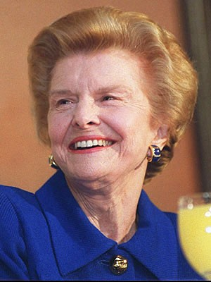 Former First Lady Betty Ford Has Passed Away
