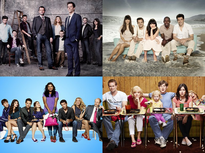 FOX Renews 'The Following', 'New Girl', 'Mindy Project' and 'Raising Hope'