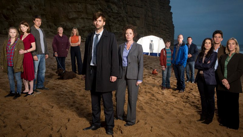 FOX to Adapt U.K.'s 'Broadchurch' Into a Limited Series