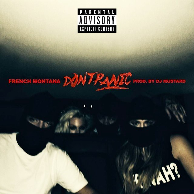 French Montana Debuts 'Don't Panic', Features Khloe Kardashian on Cover Art