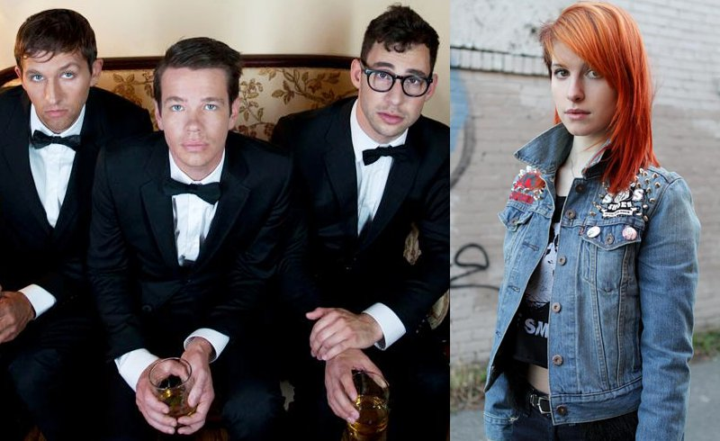 Video: Fun. and Hayley Williams Cover Gotye's 'Somebody That I Used to Know'