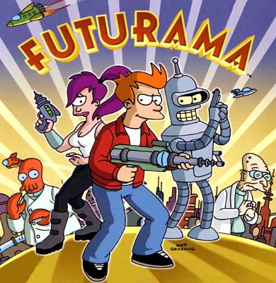 'Futurama' Canceled by Comedy Central, Offered to Other Networks