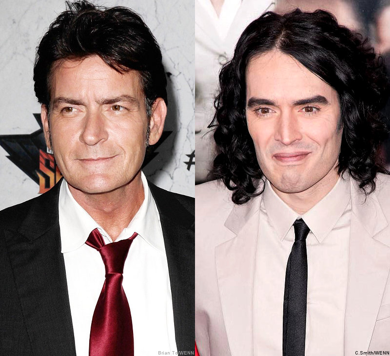 FX Sets Premiere Dates for Charlie Sheen's and Russell Brand's New Comedies