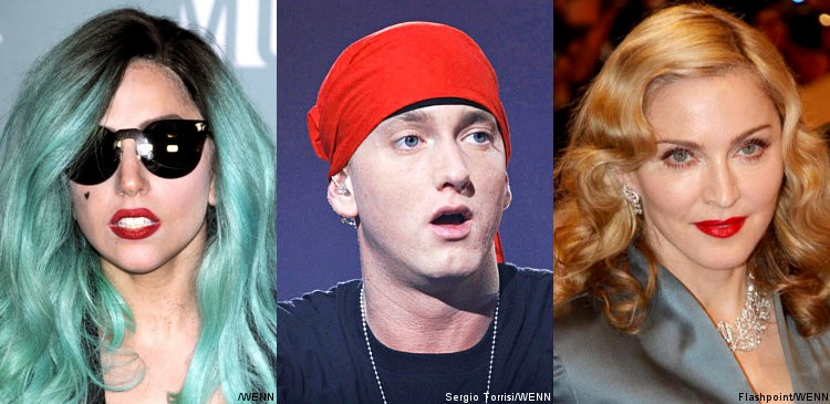 Lady GaGa, Eminem, Madonna and More Campaign for Africa