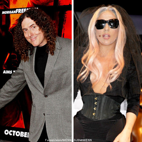 GaGa Green-Lights Weird Al Yankovic Spoof