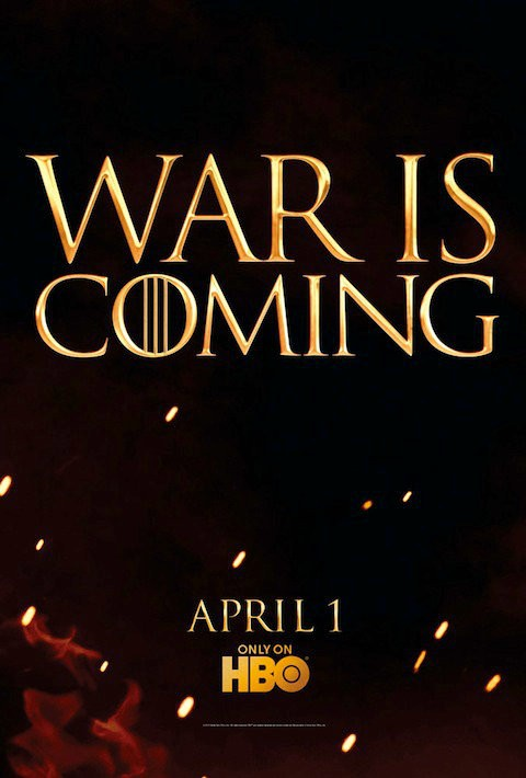'Game of Thrones' Debuts Season 2 Teaser Poster and New Featurette