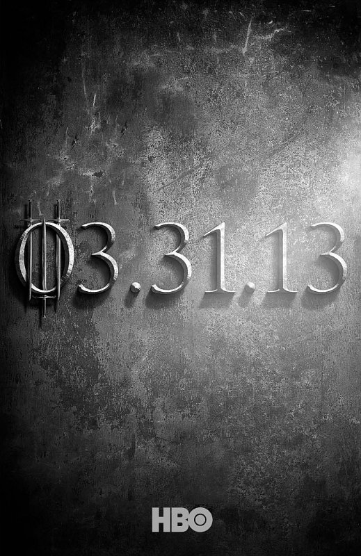 'Game of Thrones' Season 3 Teaser: The Great War Between Ice and Fire