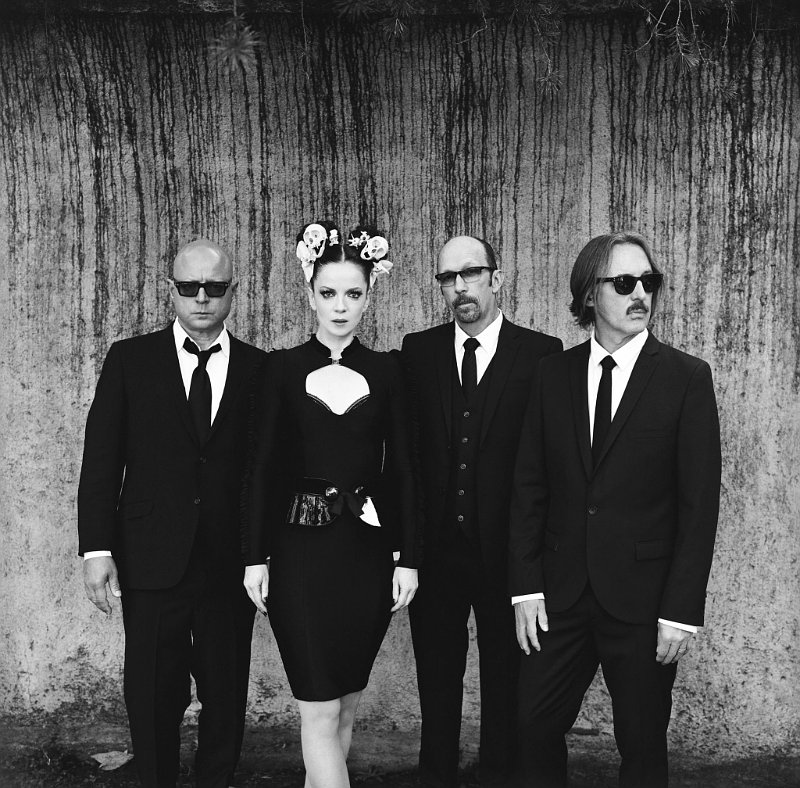 Video Premiere: Garbage's 'Blood for Poppies'