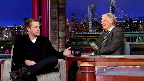 George Clooney Uses Matt Damon to Prank Tina Fey and Amy Poehler