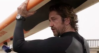 Gerard Butler Becomes Surfing Guru in 'Chasing Mavericks' First Trailer