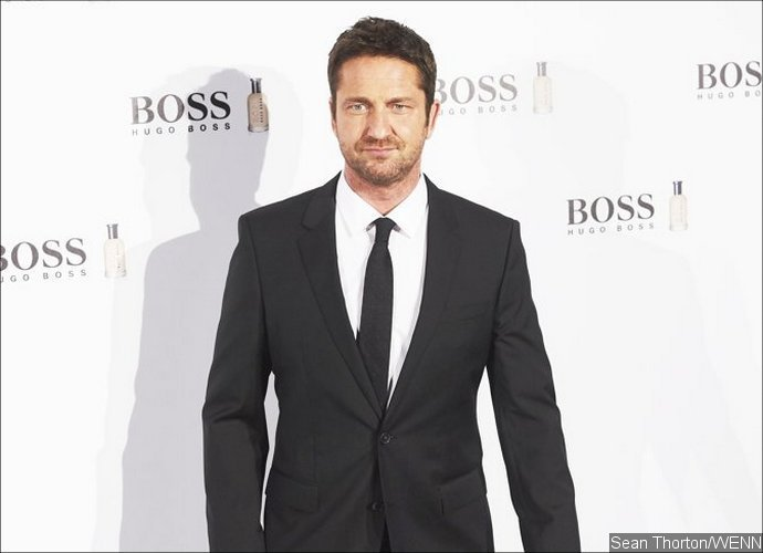 Gerard Butler Fractured His Foot in Motorcycle Accident