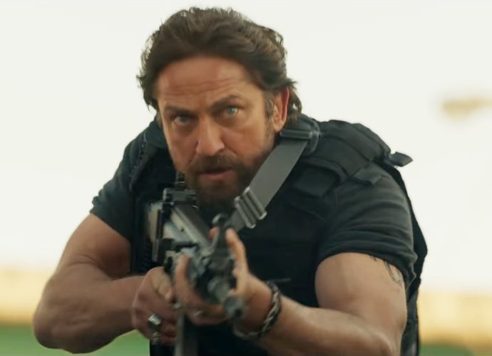 Watch Gerard Butler Hunt Down 50 Cent In Action Packed Trailer For Den Of Thieves