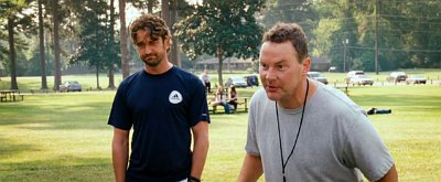 Gerard Butler Is a Clumsy Soccer Coach in First 'Playing for Keeps' Clip