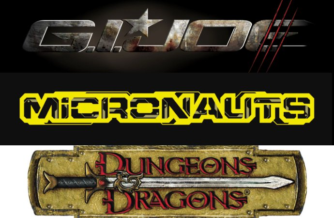 'G.I. Joe 3', 'Micronauts' and 'Dungeons and Dragon' Release Dates Announced