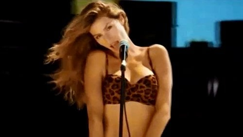 Gisele Bundchen Singing 'Heart of Glass' in Sexy Bikini in New H and M Ad